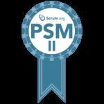Batch Scrum.org PSM 2