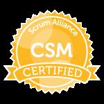 Batch Scrum Alliance CSM